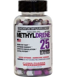 METHYLDRENE 25 ELITE