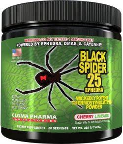Black Spider Poudre d'Ephedra