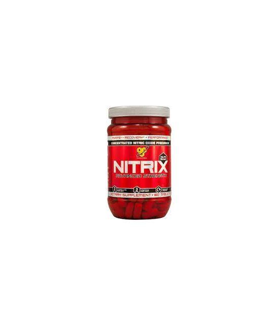 NITRIX 180 CAPS VASODILATATEUR NO2