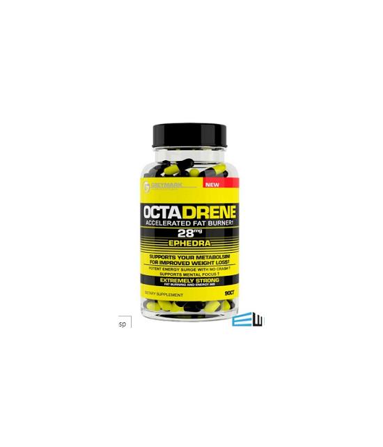 Octadrene 28 mg Ephedra