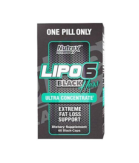 LIPO 6 POUR FEMME 60 CAPS
