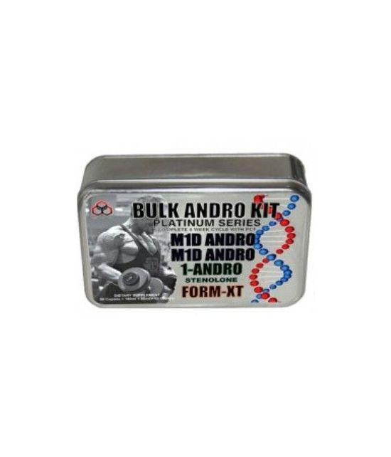 BULK ANDRO KIT- 4 PRODUITS