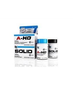 PACK DE A-HD et SOLID POUR LA CONSTRUCTION DES MUSCLES