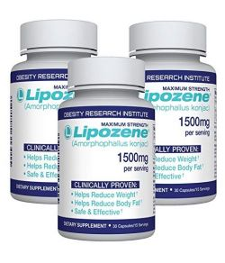Lipozene 1500mg, 90 Caps