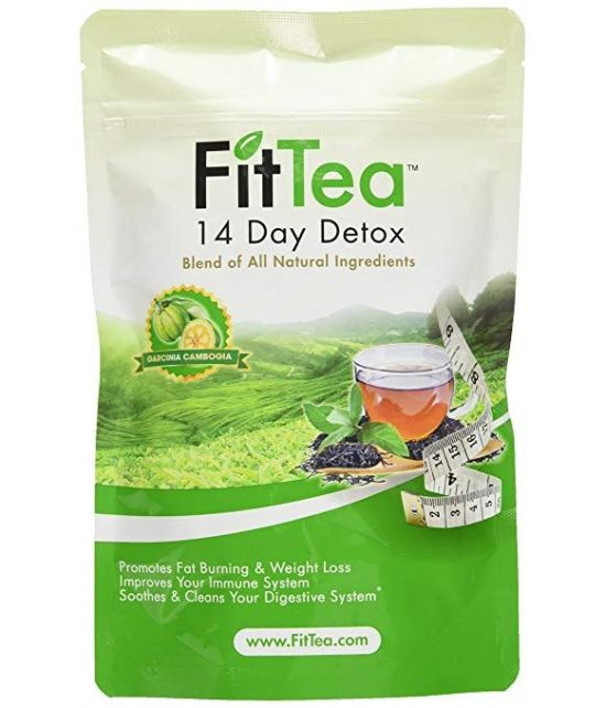Fit Tea 14 Jours Detox