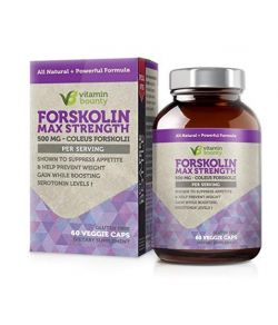 FORSKOLIN MAX STRENGTH 60 CAPS