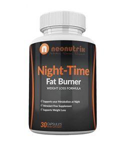 Night Time Fat Burner 30 capsules