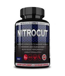 Nitrocut 120 Caps