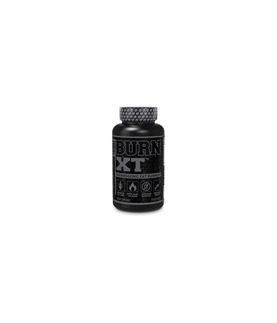 Burn XT noir brûleur de graisse thermogénique noir brûleur de graisse 90 Veg Diet Pills