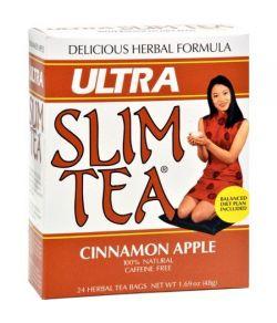 Hobe Labs Sacs à base de plantes Tea 24 ch