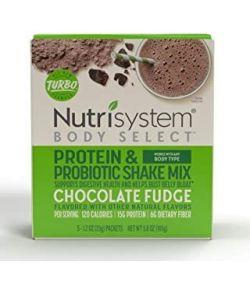 NUTRISYSTEM BODY SELECT 20 CAPSULES