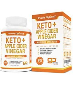PREMIUM KETO PILLS APPLE CIDER VINEGAR 90 CAPSULES