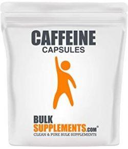 BULKSUPPLEMENTS CAFFEINE 200 MG 300 CAPS