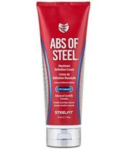 STEELFIT ABS OF STEEL MAXIMUM DEFINITION CREAM 237ML