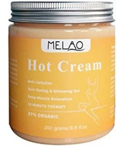YIITAY HOT CREAM CREME CELLULITE 250 GRAMMES