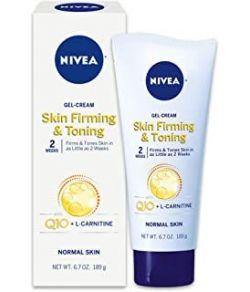NIVEA SKIN FIRMING and TONING BODY GELCREAM 200 ML