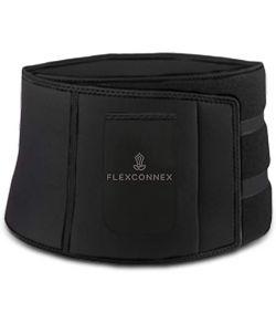 FLEX CONNEX SWEAT PREMIUM WAIST TRIMMER FOR MEN and WOMEN