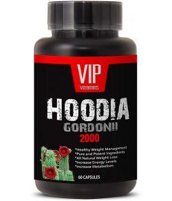EXTRAIT DE HOODIA GORDONII 1 BOUTEILLE DE 60 CAPSULES