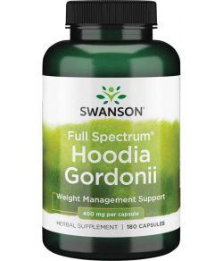 SWANSON HOODIA GORDONII 400 MG 180 GELULES