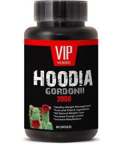 HOODIA GORDONII PERTE DE POIDS NATURELLE EXTRAIT PUR DE HOODIA GORDONII 2000MG 1 FLACON 60 CAPSULES