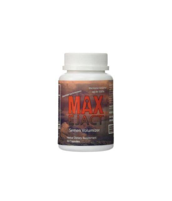 MAX EJACT - quantité de sperme