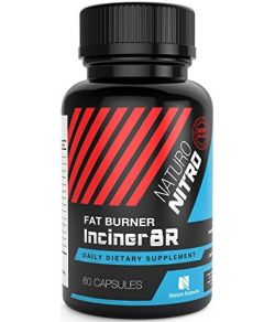 Inciner8R 60 Caps Fat Burner Pillule au petit dejeuner