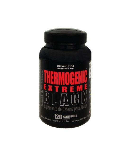thermogenic extreme black