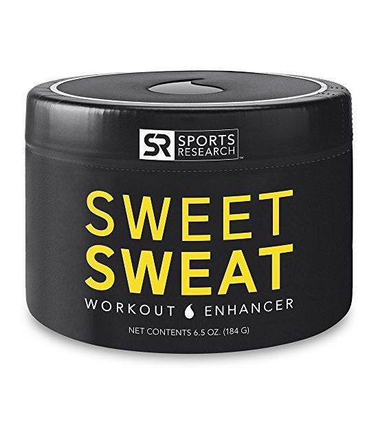 Sweet Sweat Jar, 200 ml