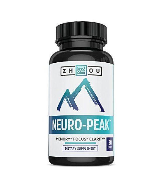 Neuro-Peack Booster de Mémoire.
