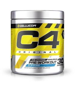 Cellucor C4 Pre-Workout emtrainement 30 doses