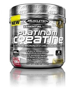 Platinum 100% Créatine.