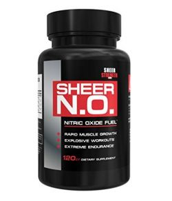 SHEER N.O. -Supplément d'Oxyde Nitrique-